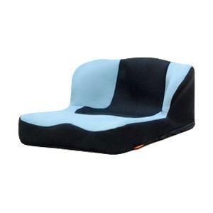 タカノ 座位保持クッション LAPS(ラップス) /TC-L01-LB ライトブルー