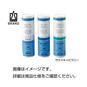 (まとめ)ガラスキャピラリー 708718 黒【×5セット】