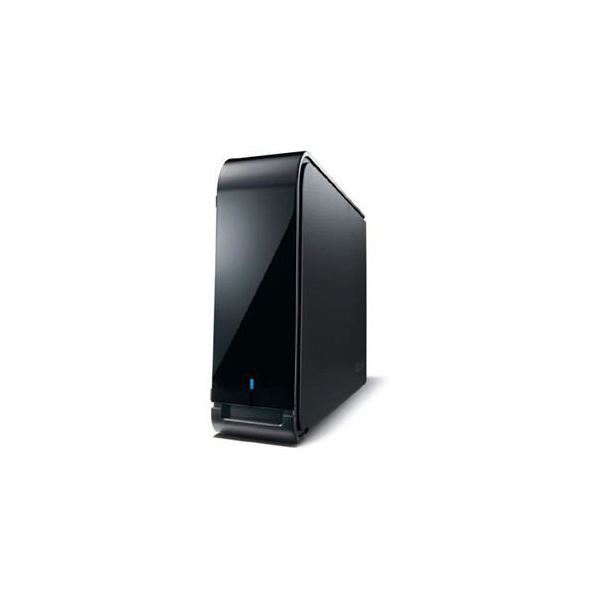 BUFFALO バッファロー ハードウェア暗号機能搭載 USB3.0用 外付けHDD 1TB HD-LX1.0U3D HD-LX1.0U3D
