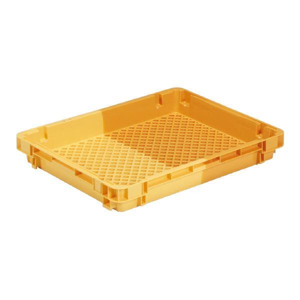 (業務用5個セット)三甲(サンコー) SNコンテナ/2色コンテナボックス 【Cタイプ】 #27PC オレンジ/オレンジ 【代引不可】
