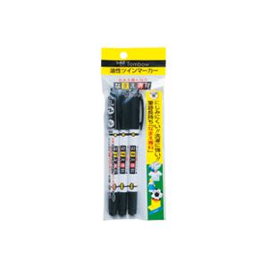 (業務用100セット) トンボ鉛筆 なまえ専科 MCA-310 黒 3本