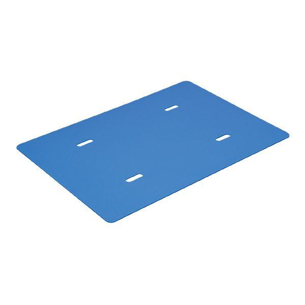 (業務用2個セット)三甲(サンコー) 超大型コンテナ ジャンボックス用落とし蓋S 【#1000】 単品 ブルー(青) 【代引不可】