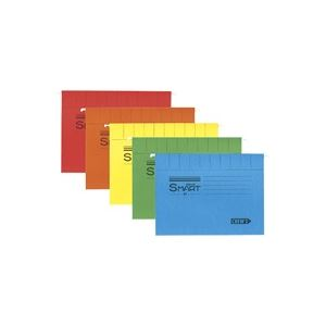 (業務用100セット) クルーズ ハンギングファイル H6527-CRE07 A4 5枚