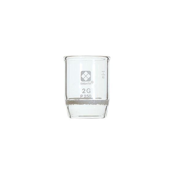 【柴田科学】ガラスろ過器 2G るつぼ形 2GP16【3個】 013050-216A