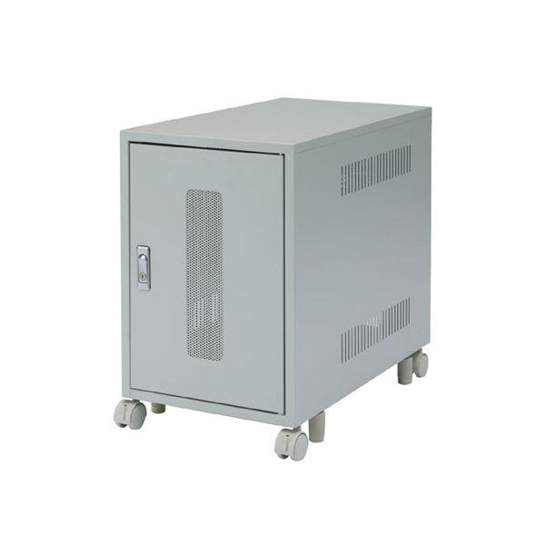 サンワサプライ 省スペース19インチボックス(4U) CP-028K