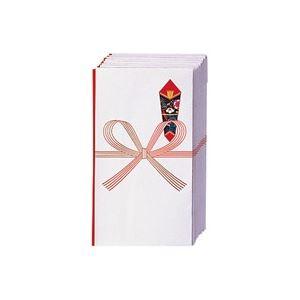 (業務用200セット) コトブキ 多当(再生紙)一般祝用花結 6881 10枚入