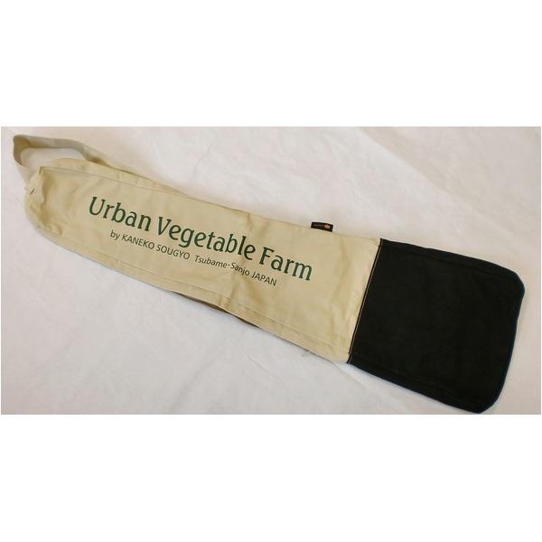 ツールバッグ 【ショルダータイプ】帆布製 日本製 国産 Urban Vegetable Farm 可変伸縮式ショルダーバックタイプ・ホワイト 白