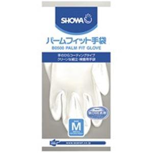 (業務用100セット) ショーワ パームフィット手袋 B0500 M 白