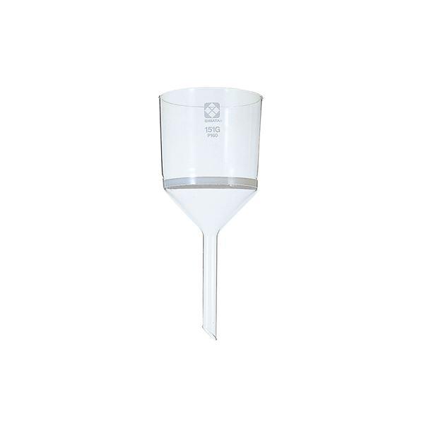 【柴田科学】ガラスろ過器 151G ブフナロート形 151GP160 013110-151160