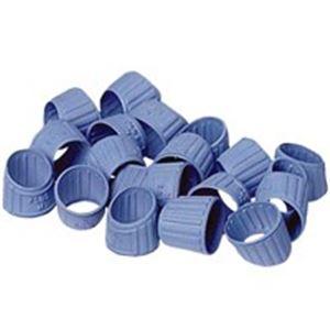 【送料無料】(業務用20セット) プラス メクリッコ KM-402 M ブルー 箱入 5箱 ×20セット( ブルー 青 )