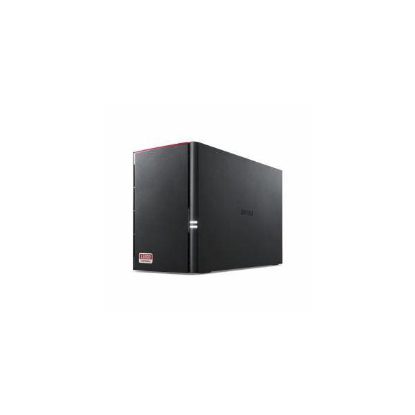 BUFFALO バッファロー LS520DN0802B リンクステーション for SOHO ネットワーク対応HDD 3年保証モデル LS510DNBシリーズ 8TB LS520DN0802B