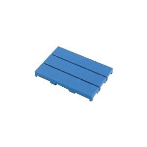 (まとめ)ブロックスノコ エコブルー(4枚組)【×3セット】 青