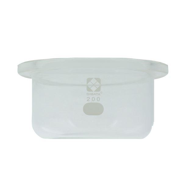 【柴田科学】セパラブルフラスコ 円筒形 85mm 200mL 005670-200