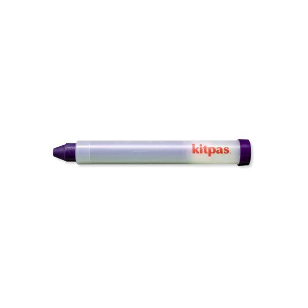 (まとめ)日本理化学工業 キットパスホルダー 紫 KP-V【×50セット】