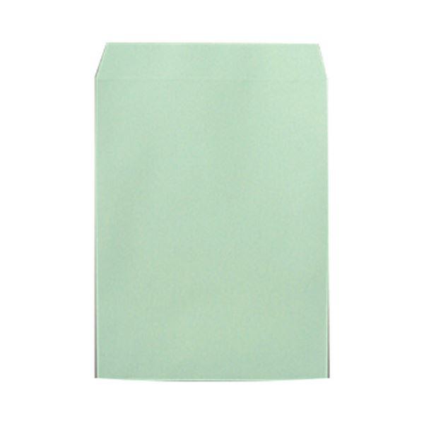 (業務用10セット) 菅公工業 封筒 角2 シ635 50枚 グリーン