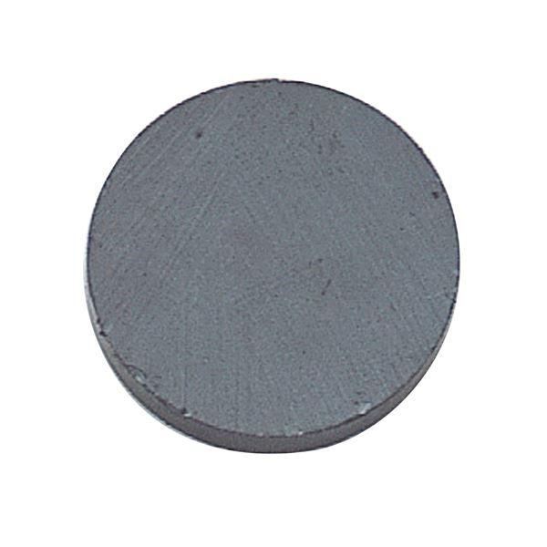 (まとめ) 丸型 (円形 ラウンド) フェライト磁石 20φ 10ヶ 【×30セット】