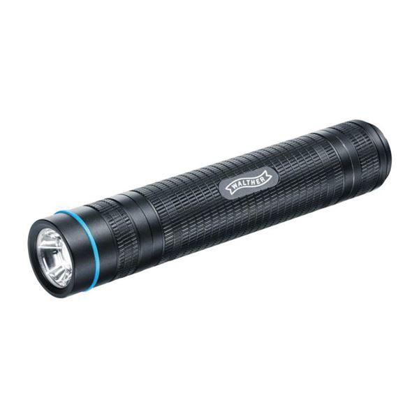 LEDフラッシュライト(ポケット型懐中電灯) 完全防水/軽量 ビーム調整システム ワルサープロ PL60