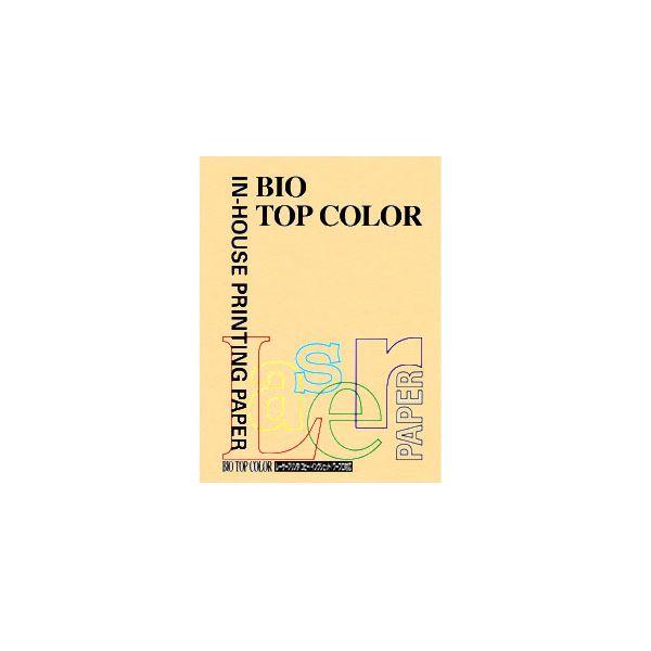 (まとめ) 伊東屋 バイオトップカラー A4判 100枚入 80g/m2 BT115 サーモン 【×5セット】:夢の小屋
