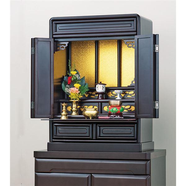 透かし彫り上置き仏壇 23号