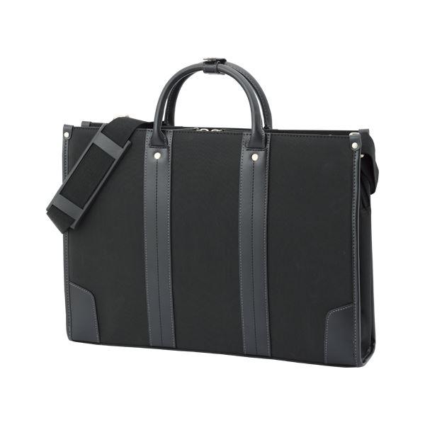 クラウン カジュアルビジネスバッグ 黒 CR-BB751-B
