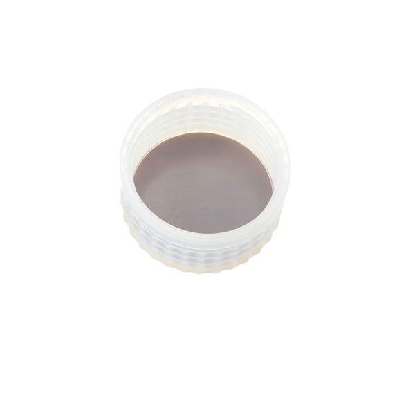 【柴田科学】ねじ口びん白キャップ GL-45【5個】 017260-451A