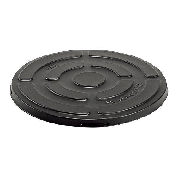 (業務用30個セット)三甲(サンコー) ドラム缶キャップ C ブラック 黒