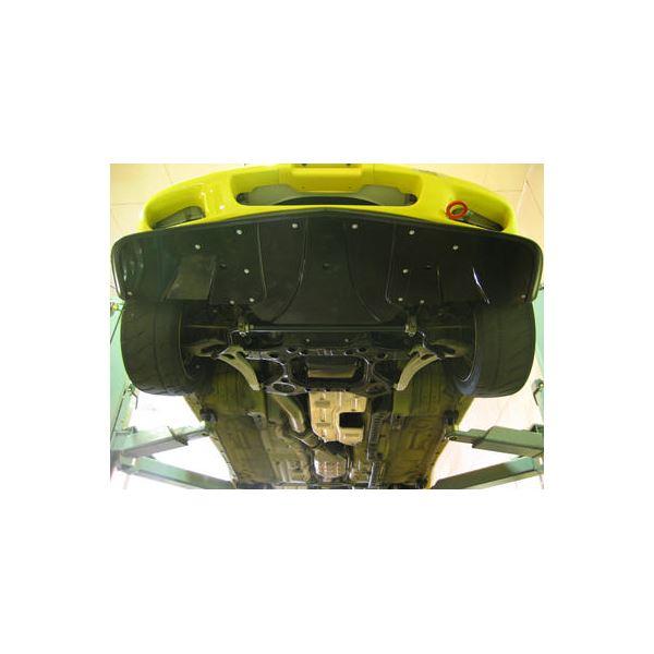 RX-7 FD3S フロントディフューザー 汎用 シルクロード 4A9-O20H