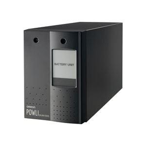 オムロン 増設用バッテリーユニット(BU100SW、BU1002SW用) BUM100S