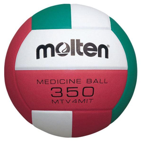 【モルテン Molten】 バレーボール 【4号球 メディシン】 人工皮革 MTV4MIT 〔運動 スポーツ用品〕