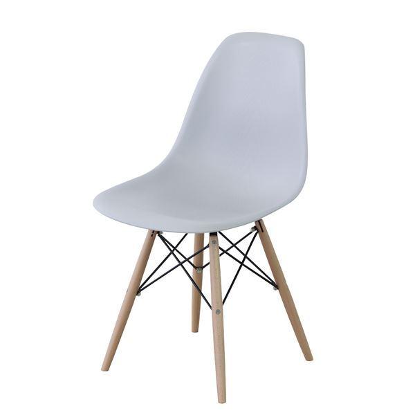 (2脚セット)東谷 パーソナルチェア (イス 椅子) 【Gelee】ジュレ 木製(天然木 ) CL-794BL ブルー(青) 青