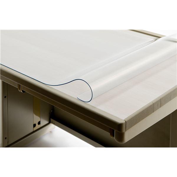 スカイスターデスク (テーブル 机) マット 【ノンコピータイプ/1.8mm厚】 1595mm×795mm 下敷なし 片面非転写加工 N-168S