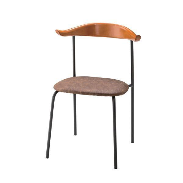 (2脚セット) チェア (イス 椅子) TEC-62