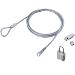 (業務用30セット) エレコム ELECOM セキュリティロック ESL-12