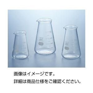(まとめ)コニカルビーカー(IWAKI) 300ml【×10セット】