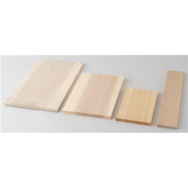 (まとめ) 木彫板 【朴木 A】 220×160×14mm 【×15セット】