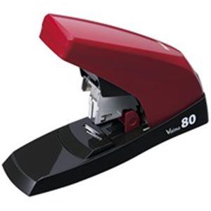 (業務用10セット) マックス バイモ80 HD-11UFL/Rレッド HD90498 赤