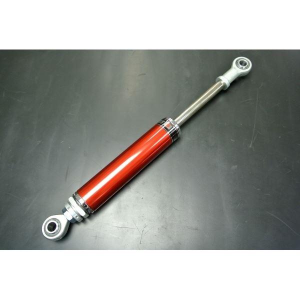 カプチーノ EA11R エンジン型式:F6A用 エンジントルクダンパー オプションカラー:(1)レッド シルクロード 60P-N08 赤