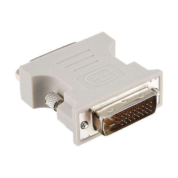 (まとめ)変換名人 DVI 29pin→25pin 変換 DVI29-25【×10セット】