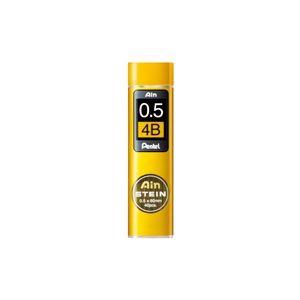 (業務用200セット) ぺんてる シャーペン替え芯 Ain替芯シュタイン 【硬度:4B/0.5mm】 C275-4B