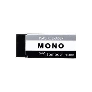 (業務用600セット) トンボ鉛筆 消しゴム モノブラック PE-01AB 黒