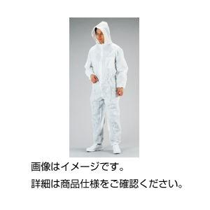 (まとめ)ディスポ続服 D-L 入数:10枚 【×3セット】