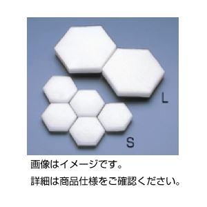 (まとめ)六角フロート L 入数:50【×3セット】