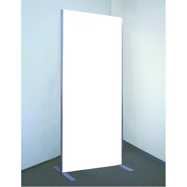 【送料無料】プロ仕様割れない鏡 【REFEX】リフェクス フィットネス スタンドミラー 大型姿見 NRM-F60 ミラー:W60cm×180cm×2.7cm スタンド:W61cm×H16.3cm×L50cm 飾縁:W1.5cm シルバー【日本製】