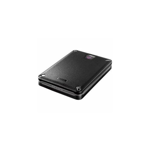 IOデータ HDPD-SUTB500 USB 3.0/2.0対応 ハードウェア暗号化&パスワードロック対応 耐衝撃ポータブルハードディスク 500GB