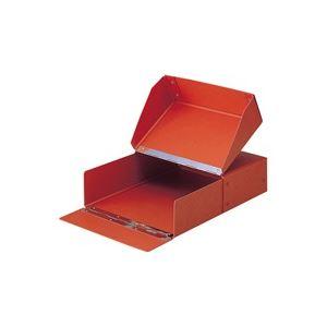 (業務用20セット) セキセイ 図面箱 T-280-00 A4 茶