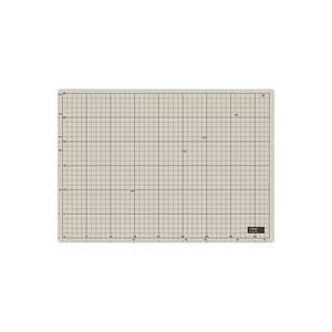 (業務用30セット) オルファ カッターマット 135B A3 グレー/茶