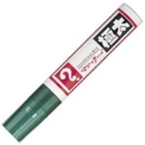 (業務用100セット) 寺西化学工業 マジックインキ MGD-T4 極太 緑