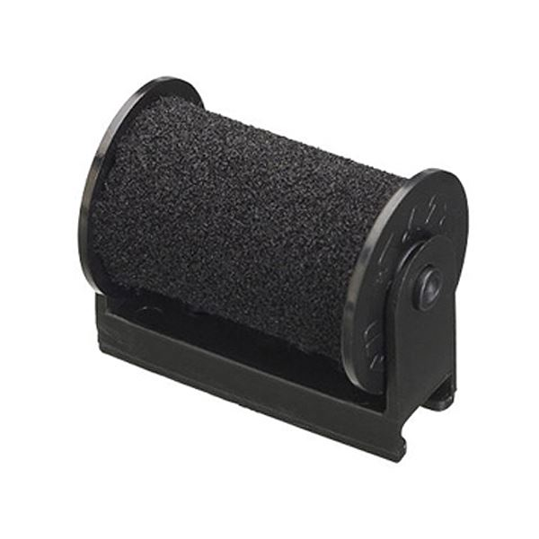 (まとめ)サトーはりっこラベラー・SP・PB-1用インキローラー 黒 WB9001025 1セット(30個:5個×6パック)【×3セット】