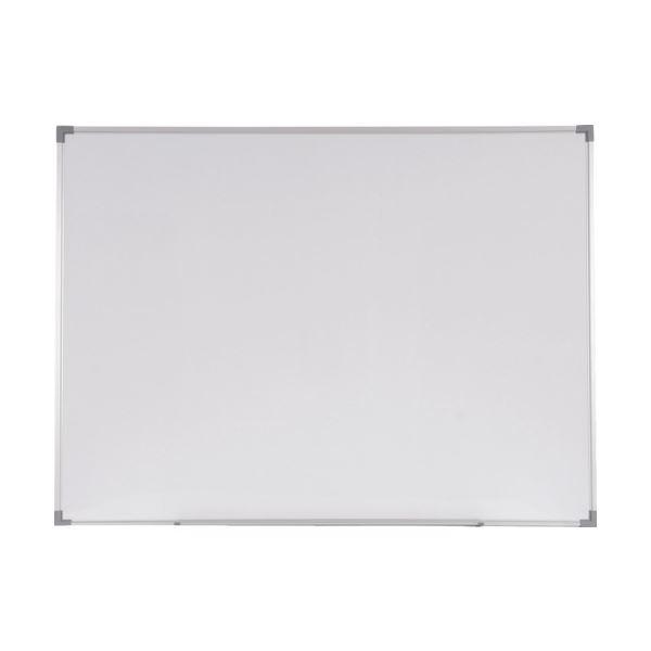 (まとめ) ライトベスト 壁掛ホワイトボード450×600 PPGI15 1枚 【×10セット】 白