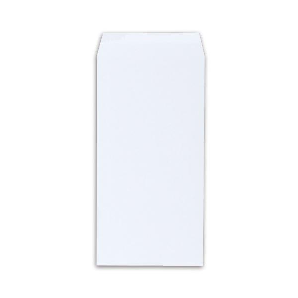 ハート レーザープリンター対応封筒 クオリス 長3 104.7g/m2 ホワイト 裏地紋入 NQ0328 1パック(200枚) 【×10セット】 白